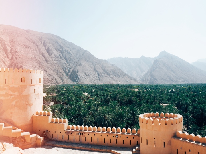 Speedy Guide to Muscat​