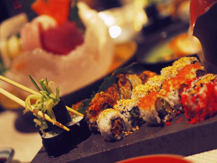 Sushi Night at Spice Market